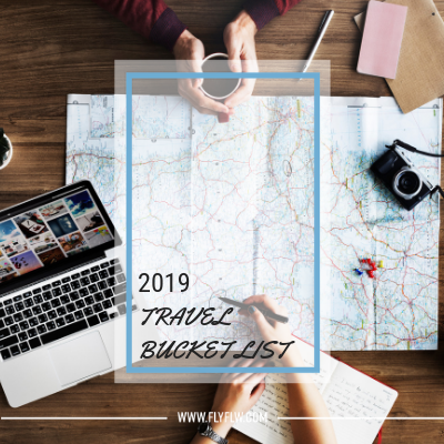 WSRA Blog 2019 Travel Bucket List