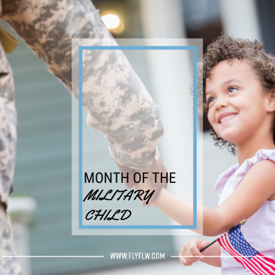 WSRA Blog 2020 MONTH OF MILITARY CHILD