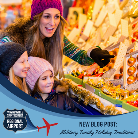 WSRA Blog Post Mil Fam Holiday Traditions